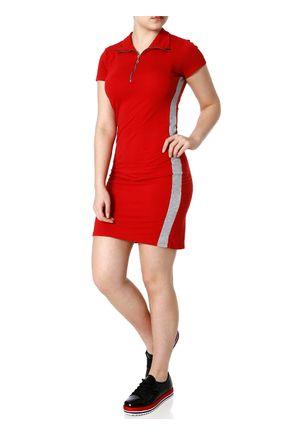Vestido-Autentique-Vermelho