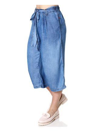 Calca-Jeans-Pantacourt-Feminina-Azul