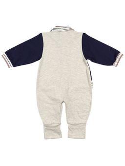 Macacao-Infantil-Para-Bebe-Menino---Azul-Marinho-cinza-P