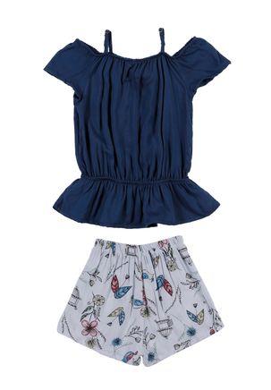 Conjunto-Infantil-Para-Menina---Azul-branco-6