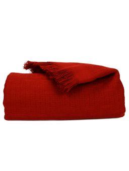 Manta-Para-Sofa-Dohler-Vermelho