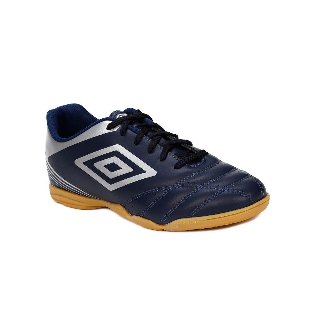 Tênis Futsal Masculino Umbro Striker Iv Indoor Azul Marinho prata - Lojas  Pompeia 5aed181eb8b61