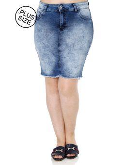 Saia-Jeans-Plus-Size-Feminina-Amuage-Azul