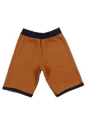 Bermuda-Moletom-Infantil-Para-Menino---Caramelo-1