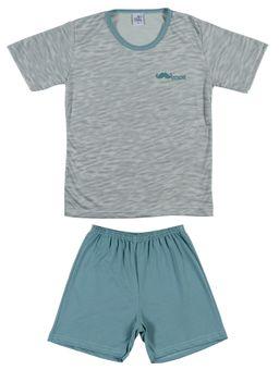 Pijama-Curto-Juvenil-Para-Menino---Verde-16