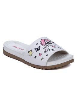 Chinelo-Slide-Infantil-Para-Menina---Branco