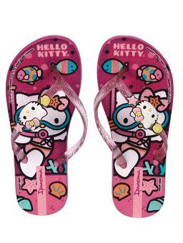 Chinelo-Hello-Kitty-Ipanema-Infantil-Para-Menina---Rosa
