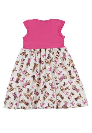 Vestido-Infantil-Para-Menina---Rosa-Pink-bege-6