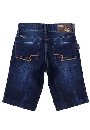 Bermuda-Jeans-Juvenil-Para-Menino---Azul