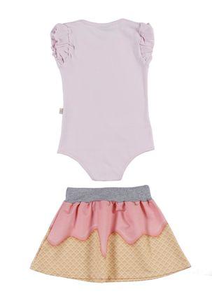 Conjunto-Infantil-Para-Menina---Rosa-1