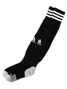 Meia-de-Futebol-Masculina-Adidas-Preto-branco