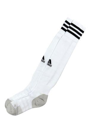 Meia-de-Futebol-Masculina-Adidas-Branco-preto