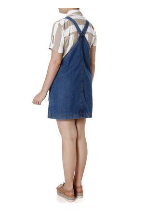 Vestido-Salopete-Jeans-Feminino-Azul