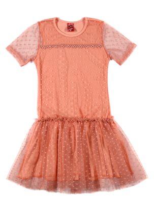 Vestido-Juvenil-Para-Menina---Salmao-16