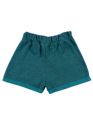 Short-Infantil-Para-Menina---Verde-6