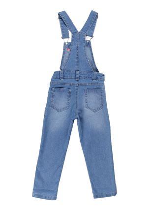 Macacao-Jeans-Jardineira-Infantil-Para-Menina---Azul