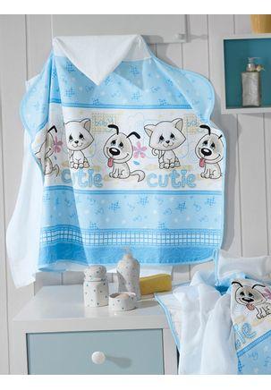 Toalha-de-Banho-com-Capuz-Dohler-Branco-azul