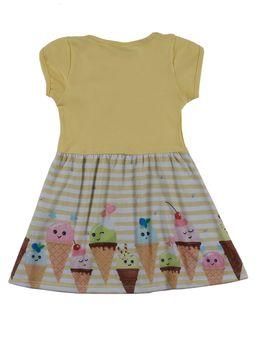 Vestido-Infantil-Para-Menina---Amarelo