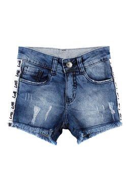 Short-Jeans-Juvenil-Para-Menina---Azul