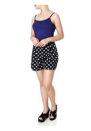 Short-de-Tecido-Feminino-Azul-P