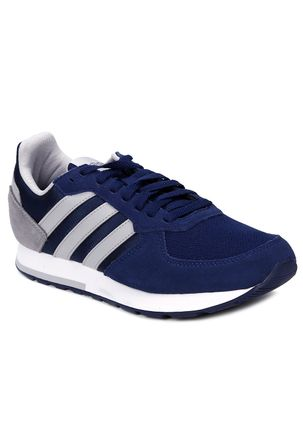 Tenis-Esportivo-Masculino-Adidas-Azul-Marinho-41