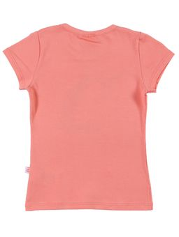 Blusa-Manga-Curta-Infantil-Para-Menina---Coral-1
