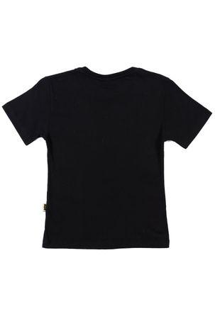 Camiseta-Manga-Curta-Batman-Infantil-Para-Menino---Preto-1