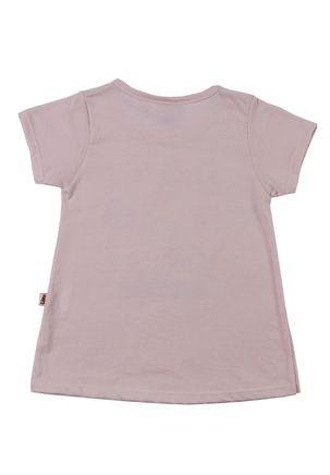 Blusa-Manga-Curta-Infantil-Para-Menina---Rosa-Claro-1