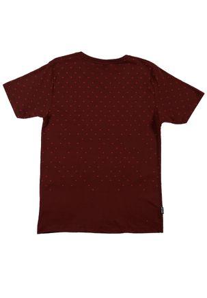 Camiseta-Manga-Curta-No-Stress-Juvenil-Para-Menino---Marrom-16