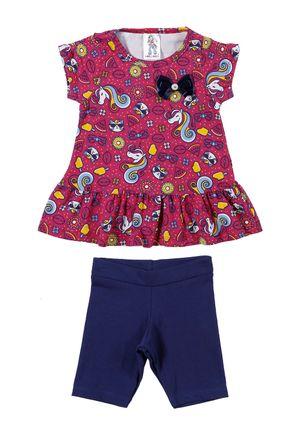 Conjunto-Infantil-Para-Menina---Rosa-marinho-6