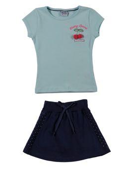 Conjunto-Infantil-Para-Menina---Verde-azul-Marinho-6