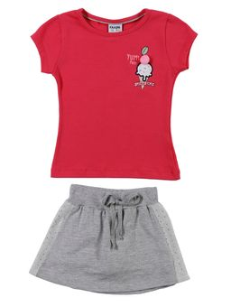 Conjunto-Infantil-Para-Menina---Rosa-cinza-6
