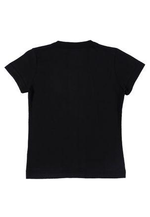 Camiseta-Manga-Curta-Infantil-Para-Menino---Preto-1
