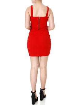 Vestido-Feminino-Autentique-Vermelho-P