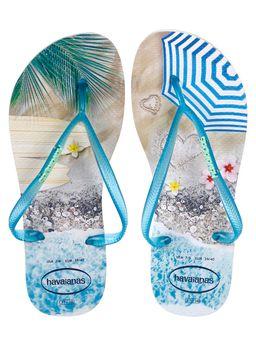 Chinelo-Feminino-Havaianas-Slim-Paisage-Bege-azul-35-36