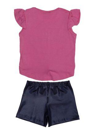 Conjunto-Infantil-para-Menina---Rosa
