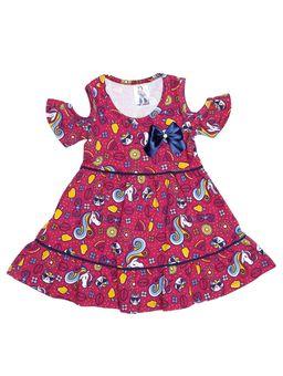 Vestido-Infantil-para-Menina---Rosa-marinho