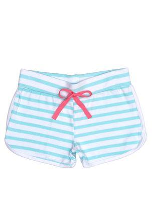 Short-Infantil-Para-Menina---Branco-verde-6