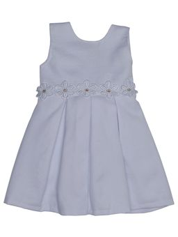 Vestido-Infantil-Para-Bebe-Menina---Branco-P