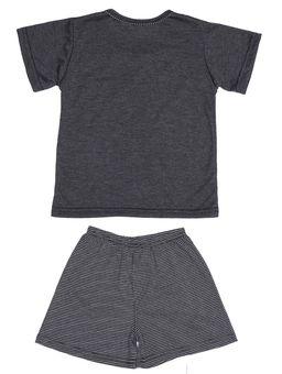 Pijama-Curto-Juvenil-Para-Menina---Cinza-6