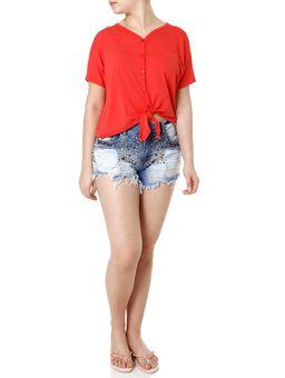 Camisa-Feminina-Autentique-Vermelho-P