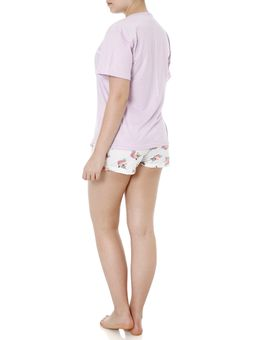 Pijama-Curto-Feminino-Lilas-off-White-P