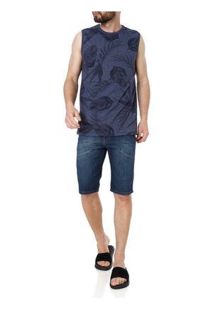 Camiseta-Regata-Masculina-Rovitex-Azul-Marinho-P