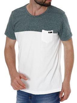 Camiseta-Manga-Curta-Masculina-Verde-off-White-P