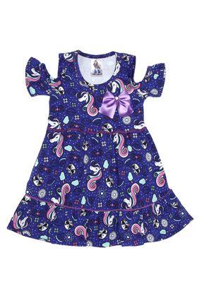 Vestido-Infantil-para-Menina---Roxo-lilas