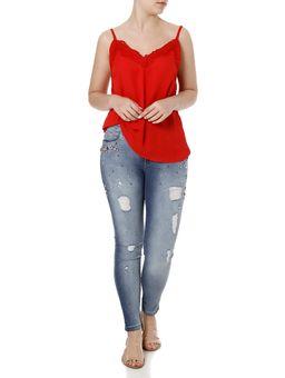 Calca-Jeans-Skinny-Feminina-Zune-Azul