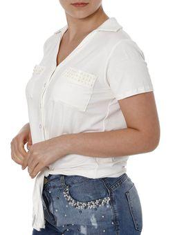 Camisa-Manga-Curta-Feminina-Autentique-Off-White-P