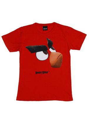 Camiseta-Manga-Curta-Angry-Birds-Infantil-Para-Menino---Vermelho-6