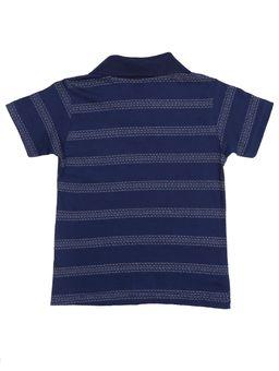 Polo-Manga-Curta-Infantil-Para-Menino---Azul-1