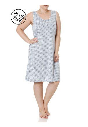 Camisola-Plus-Size-Feminina-Azul-G2